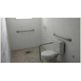 corrimãos de inox para banheiro Residencial Seis