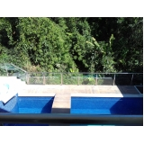 orçamento de corrimão de inox para piscina Jardim América