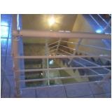 para peito de alumínio residencial preço Vila Clementino