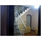 para peitos de escadas Alphaville Residencial Dois