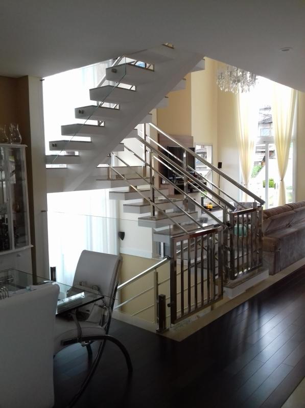 Corrimão para Escadas Preço Vila Barros - Corrimão Articulado