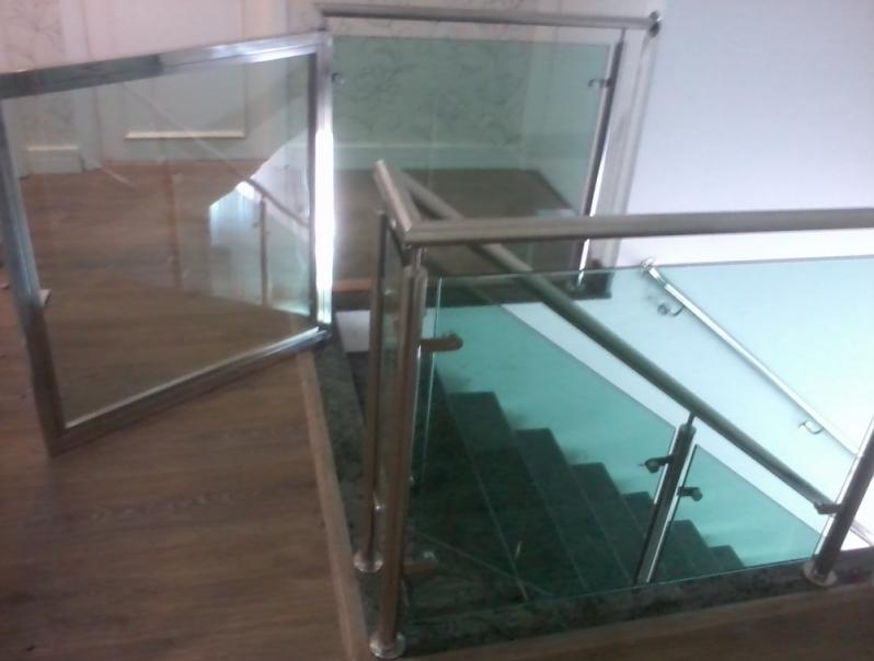 Corrimãos de Inox para Escadas Pedreira - Corrimão de Inox para Banheiro