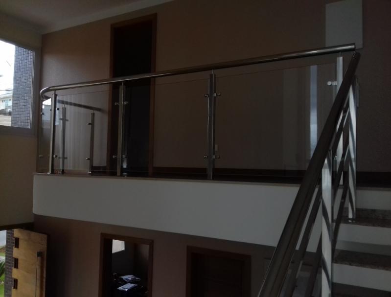 Cotação de para Peito em Inox Monte Carmelo - para Peito de Escada