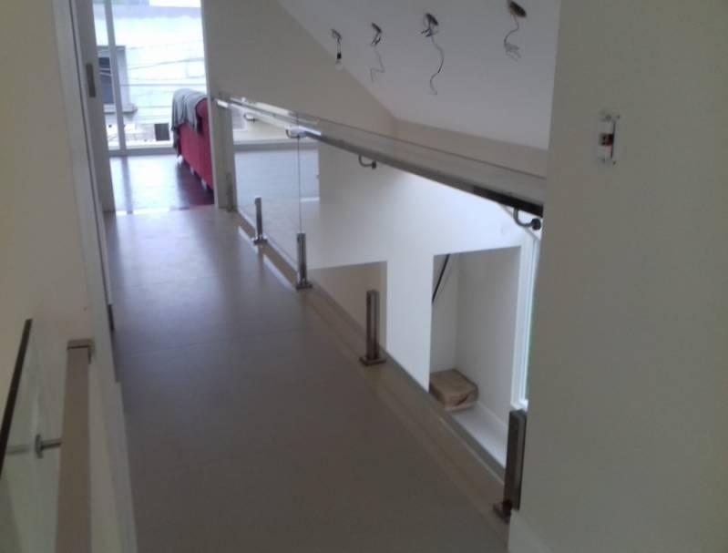 Onde Encontro Corrimão com Torre de Inox Vila Andrade - Corrimão de Escada com Torre