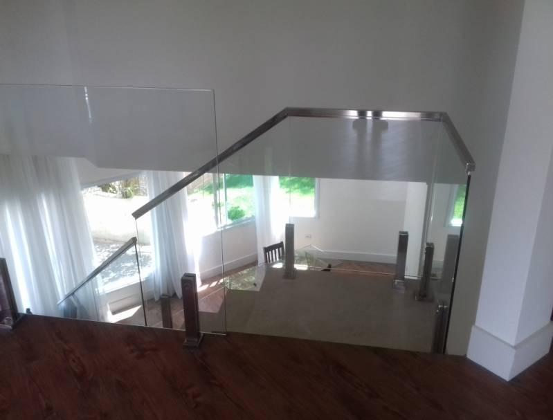 Onde Encontro Corrimão de Escada com Torre Parelheiros - Torre para Corrimão de Vidro