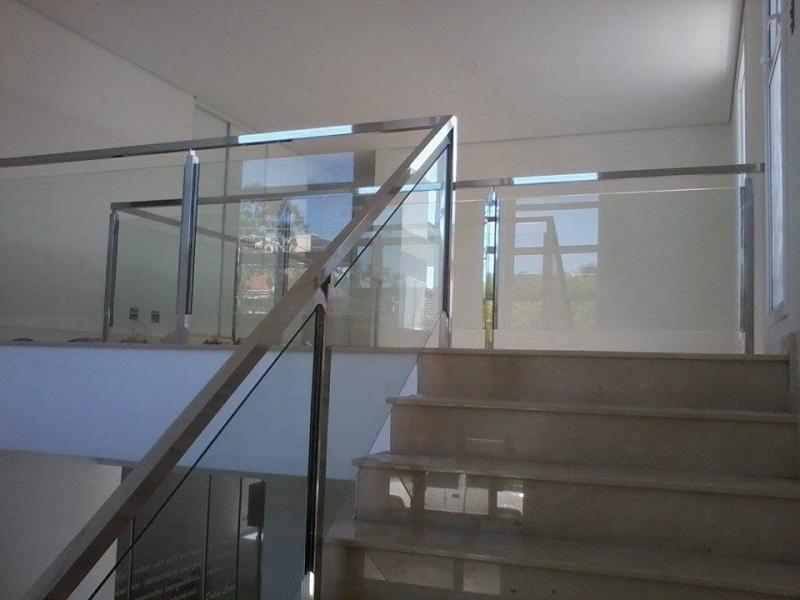 Orçamento de Corrimão com Vidro Jockey Club - Corrimão para Escada Helicoidal