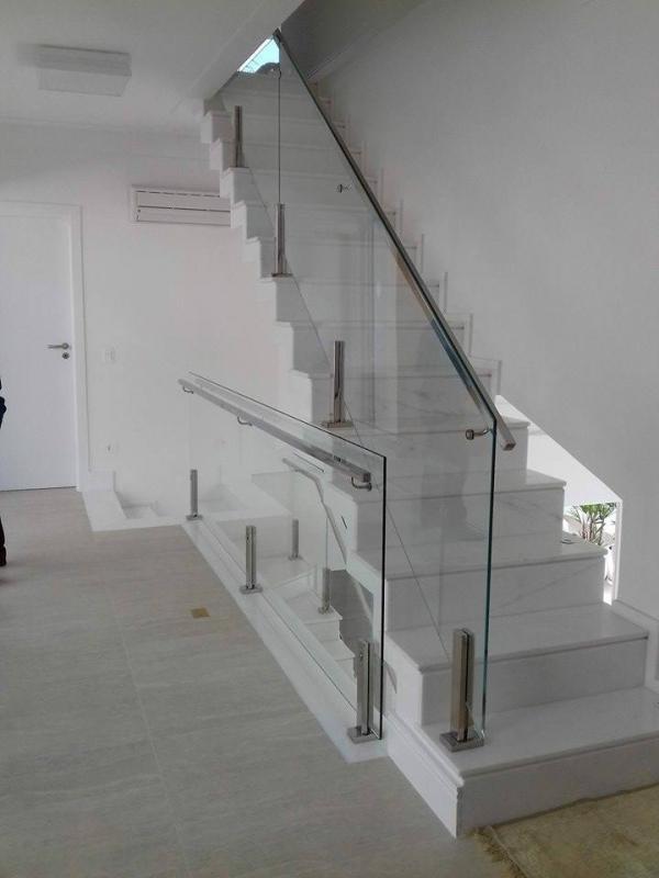 Quanto Custa Corrimão para Escadas Cidade Ademar - Corrimão Articulado