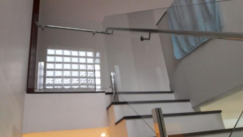 Quanto Custa Suporte para Corrimão de Escada Itapegica - Suporte para Corrimão de Escada