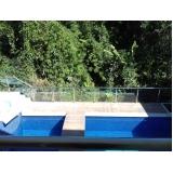 orçamento de corrimão de inox para piscina Barueri