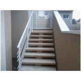 para peitos para escada de alumínio Itapegica