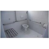 quanto custa corrimão de inox para banheiro Alphaville Residencial Dois
