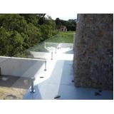 torre de inox para guarda corpo valor Campo Belo