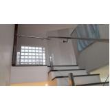torre vertical aço inox 304 para vidro valores Alphaville Comercial