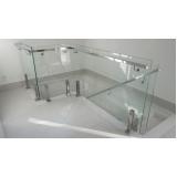valor de torre pinça para vidro inox 304 Campo Limpo