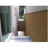 venda de corrimão de inox para parede Capão Redondo
