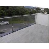 venda de para peito venda de para varanda de vidro Cidade Jardim