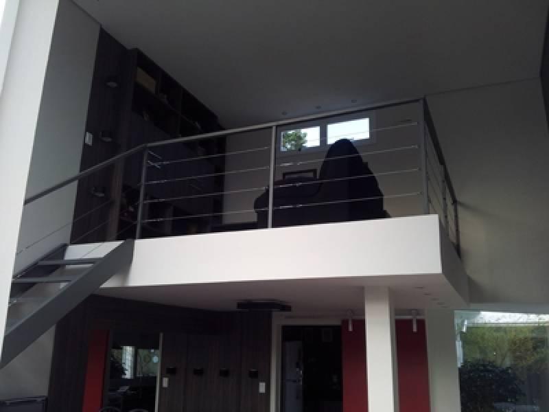 Torre Vertical Aço Inox Preço Jardim Paulistano - Torre em Inox para Guarda Corpo